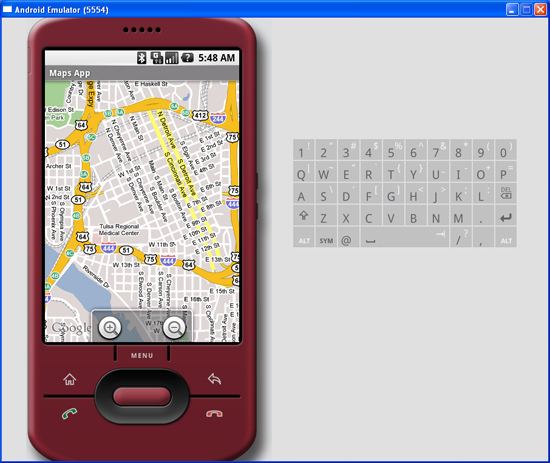 Using Google Maps in Android - mobiForge