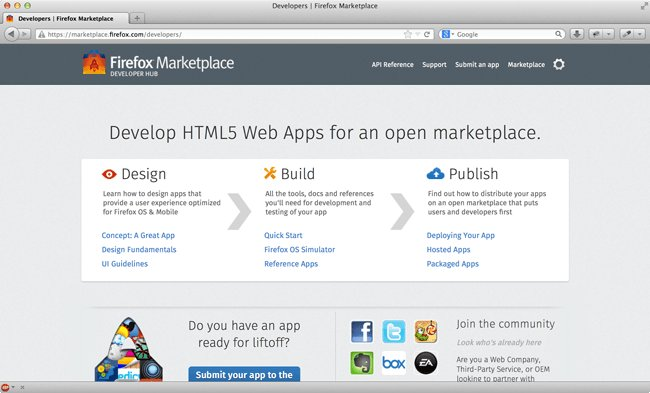 Marketplace - developer hub
