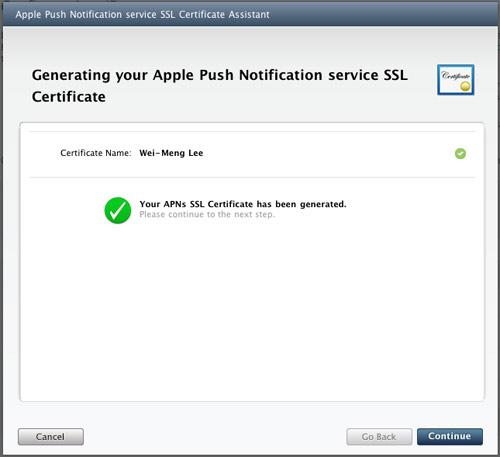 Programming Apple Push Notification Services - mobiForge
