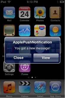 iPhone Apple Push Notification Service (APNS) - 云水禅心 - 云水禅心