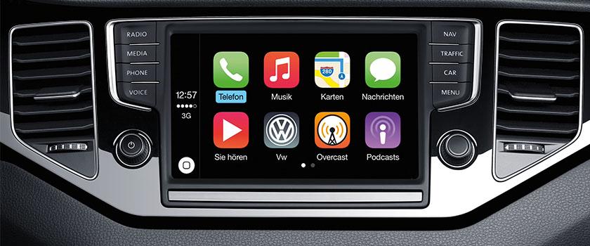 Volkswagen Car-Net App-Connect
