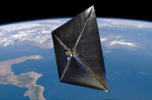 light sail image